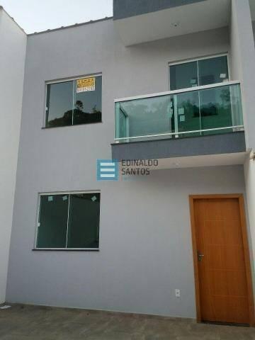 Imagem 1 de 8 de Edinaldo Santos - Casa Triplex De 3/4 No Sta Izabel Em Nova Era Ref 826 - 826