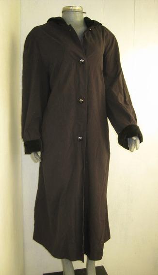Abrigo Talla 12 Color Negro Marca Indonesia