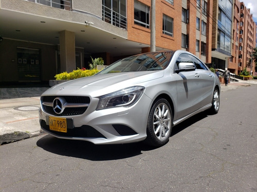 Mercedes-benz Clase Cla 200 Limited At 1600 Cc T 2014