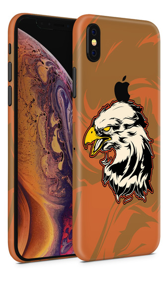 Skin White Eagle Para Telefonos Apple iPhone