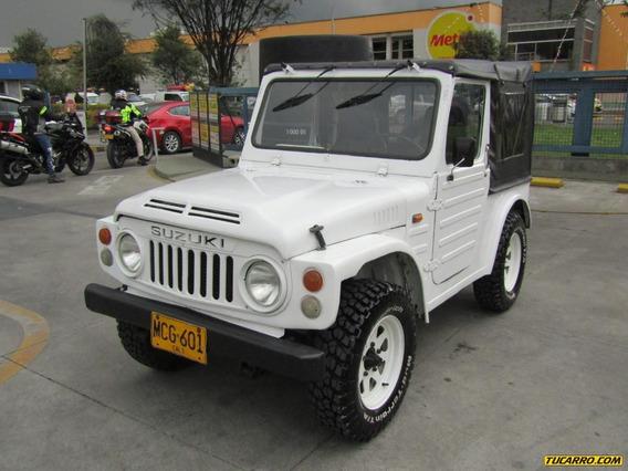 Suzuki Lj 80 Ql