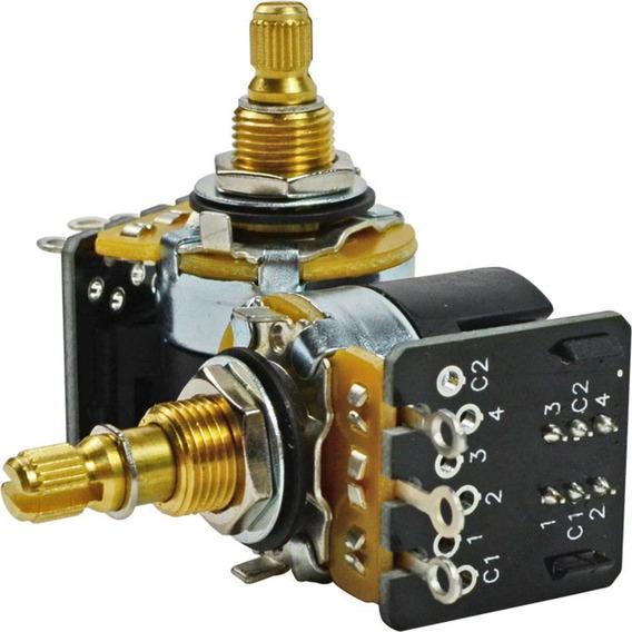 Potenciometro Cts Push Pull A500k Premium