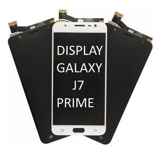 Tela Touch Display Lcd J7 Prime G610 G610m + Cola+película