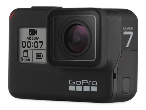 Gopro Hero 7 Black + 32gb Extreme + Carregador Duplo + Bat