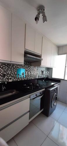Oportunidade - Apartamento Com Dois Dormitórios - Horto Do Ypê - 486g
