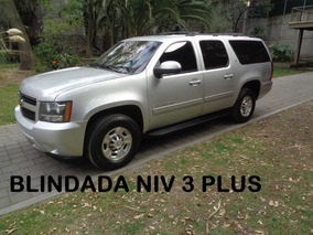 Suburban G 8 Birlos 6.0 V8 Blindada 3 Plus Wba 2011 (nueva)