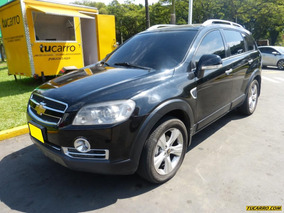 Chevrolet Captiva Ltz At 3200cc 4wd 7psj