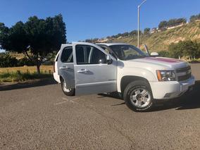Chevrolet Tahoe E Suv Piel Cd 2a Fila Asientos 4x4 At