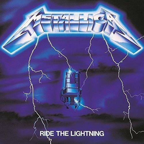Cd : Metallica - Ride The Lightning (remastered, Super-h...