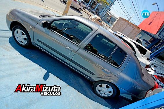 Renault Clio 1.6 Egeus 16v Flex 4p Manual