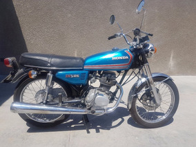 Honda Cg 125 Año 81