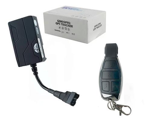 Imagem 1 de 4 de Rastreador Gps Bloqueador Veicular Tk311c Tracker Coban