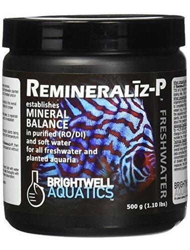 Brightwell Aquatics Remineraliz P - Reconstituye Minerales E