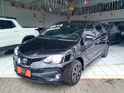 Toyota Etios 2019 1.5 16v Platinum Aut. 5p