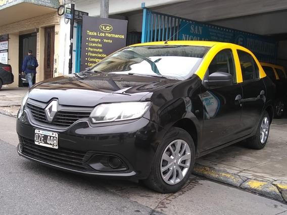Taxi Renault Logan 1.6 Año 2015