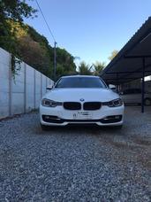 Bmw Serie 3 320i 2.0 Active Flex Turbo Aut. 4p 184cv 2015