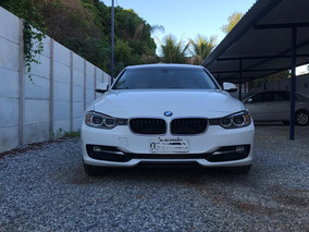 Bmw Serie 3 320i 2.0 Active Flex Turbo Aut. 4p 184cv 2015