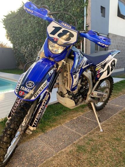 Yamaha Wr 450 F 2008