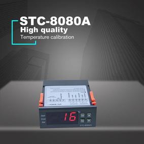 Termostato Com Funcão Degelo, Controlador Stc-8080a