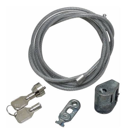 Trava Unit Lock With Wire Rope