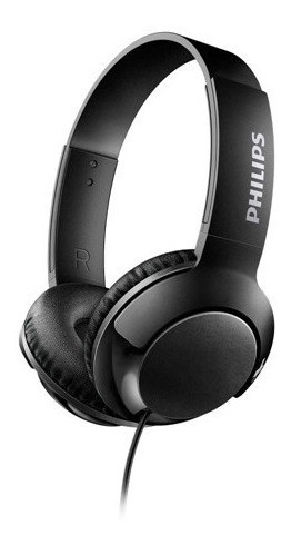 Headphone Philips Shl3075bk/00 Mic P2 Preto