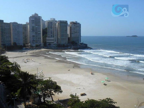 Apartamento Residencial À Venda, Praia Das Pitangueiras, Guarujá. - Ap3935