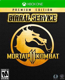 Mortal Kombat 11 Edition Premium Xbox One Offline