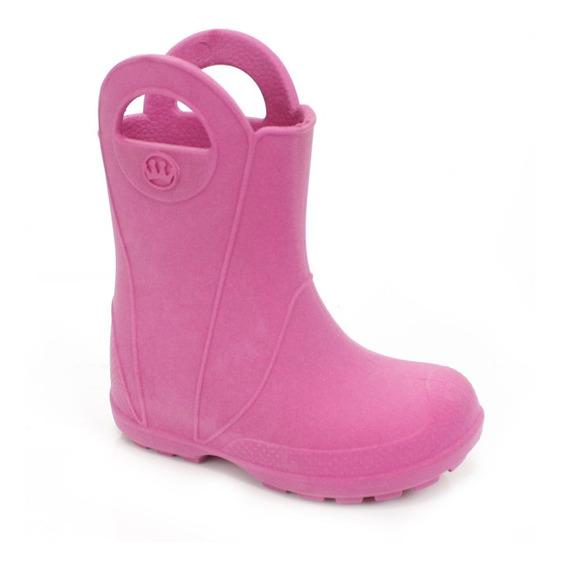 Galocha Lisa Plugt Infantil - Pink