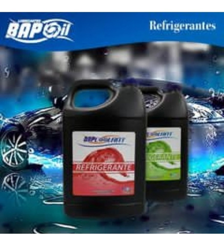 Refrigerante Bapoil