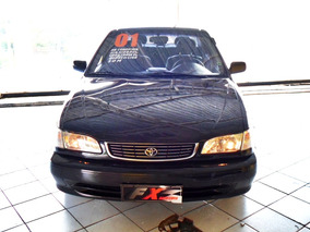 Toyota Corolla 1.8 16v Xei Aut. 4p