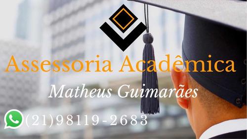 Assessoria Acadêmica Matheus Guimarães