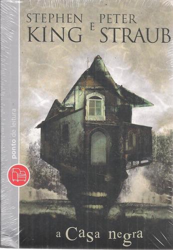 R10 - A Casa Negra - Stephen King Edição De Bolso Lacrada