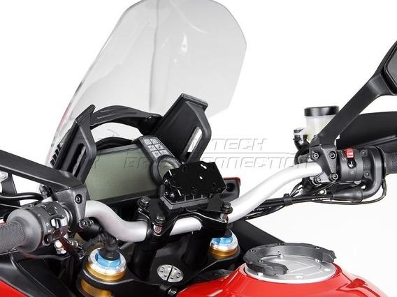 Suporte Gps Ducati Multistrada 1200 Enduro Sw-motech