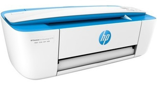Impresora Hp Multifuncional Deskjet Ink Advantage 3775