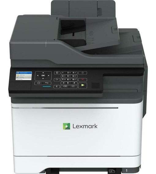 Lexmark Cx 421 Adn A4 - Impresora Multifunción Láser