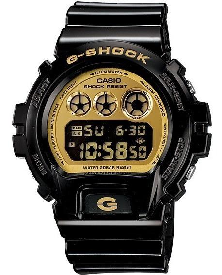Relógio Casio G-shock Dw-6900 Cb-1 Cronometro Alarme 200m G