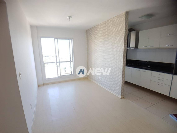 Apartamento Com 2 Dormitórios À Venda, 57 M² Por R$ 255.000 - Pinheiro - São Leopoldo/rs - Ap2647