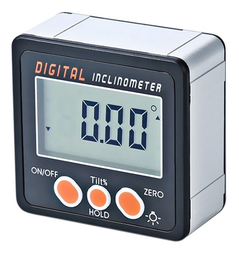 Inclinometro Digital Medidor Nivel Angulo Profesional Real