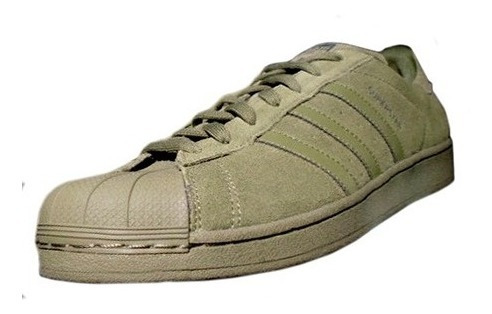 Zapatillas adidas Originals Superstar Green Olive # Bb8120 H