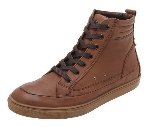 Exclusivos Tenis Fabian Arenas 29.5mx 30mx Light Brown