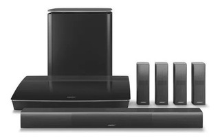 Bose Lifestyle 650 Home Theater System+ Omnijewel Sp _1