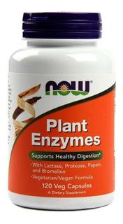 Plant Enzymes Now Enzimas Digestivas Lactase Protease Papain