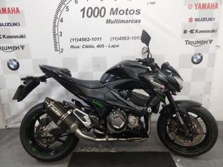 Kawasaki Z 800 2014 Abs Otimo Estado Aceito Moto