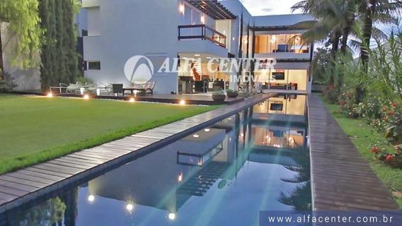 Sobrado Com 5 Dormitórios À Venda Por R$ 3.750.000 - Residencial Alphaville Flamboyant - Goiânia/go - So0295