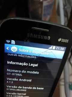 Samsung Trend Duo Lite