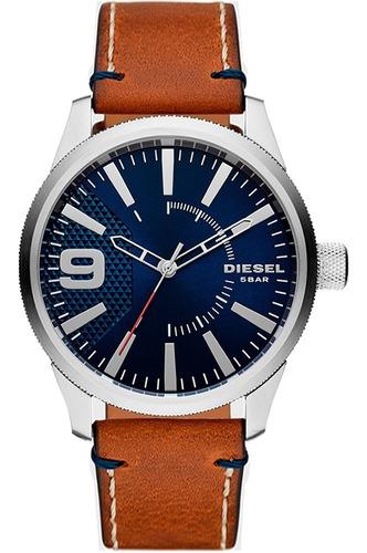 Relógio Diesel Masculino Rasp Dz1898/0mn