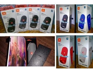 Parlante Bluetooth Jbl Flip 4 Nuevo Original Varios Colores