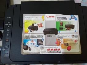 Computador E Uma Impressora
