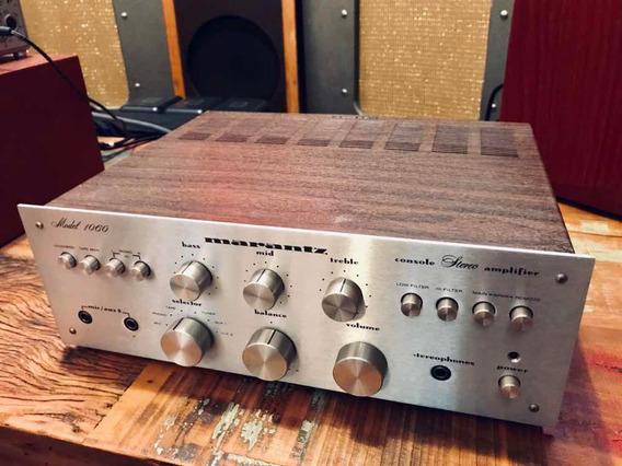Amplificador Integrado Marantz 1060 Qualidade Regence Audio