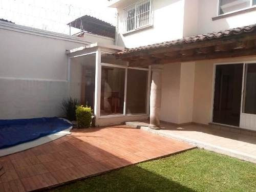 B2966.-bellisima Casa En Privada En Reforma